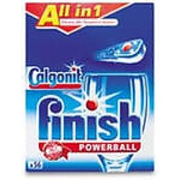 "finish таблетки для посудомоечных машин ""All in1"", 14 шт"