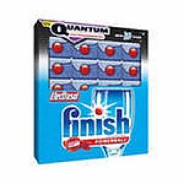 """finish таблетки для посудомоечных машин """"Quantum"""", 40 шт"""