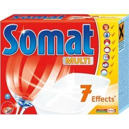 """Somat таблетки для посудомоечных машин """"Всё в 1"""", 14 шт"""