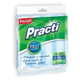 """Paclan салфетка для уборки """"Practi"""" 33х35 см, 5 шт"""