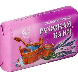 """Свобода мыло """"Русская баня Лаванда"""", 100 г"""