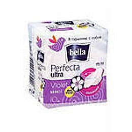 "Bella прокладки ""Ultra volet deo fresh""  супертонкие, 10 шт"