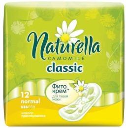 "Naturella прокладки ""Classic Нормал"" без крылышек, 12шт"