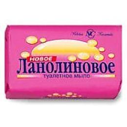 """Невская Косметика мыло """"Ланолиновое"""", 90 г"""