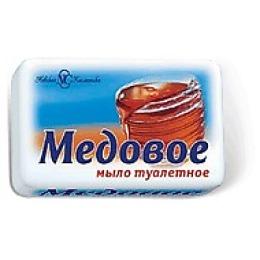 """Невская Косметика мыло """"Медовое"""", 90 г"""