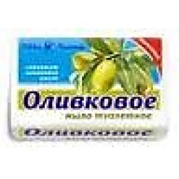 """Невская Косметика туалетное мыло """"Оливковое"""", 90 г"""