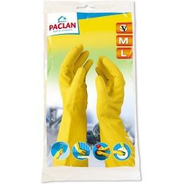 "Paclan перчатки ""резиновые S"", 1 пара"