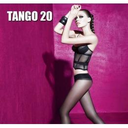 """Malemi колготки """"Tango 20"""" заниженная талия, размер 4, nero"""