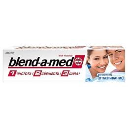 """Blend-a-med зубная паста """"3-эффект Деликатное отбеливание"""", 50 мл"""