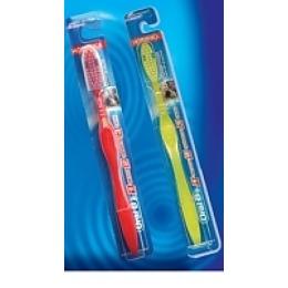 Oral-B зубная щетка 1-2-3 средняя