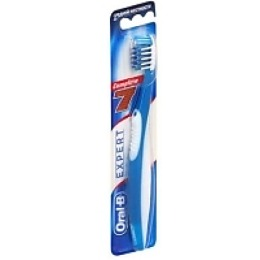 """Oral-B зубная щетка """"Эксперт Комплит 7 40"""", средняя"""