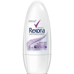 """Rexona антиперспирант """"Энергия твоего дня"""" ролик женский,  50 мл"""