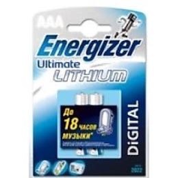"Energizer аккумулятор ""Ultim Lithium (FR6/DFB3)"" блистер 3+1 шт"