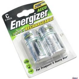 "Energizer аккумулятор ""С/hr14 2500"",  2 шт"