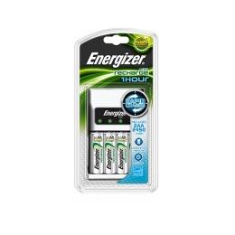 "Energizer зарядное устройство ""1 hour charger"" + 2 AA 2450 mAh"