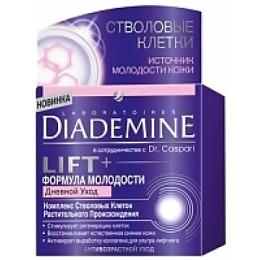 """Diademine крем для лица """"Lift+ формула молодости"""" дневной, в сотрудничестве с Dr. Caspari, 50 мл"""