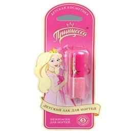 Принцесса лак для ногтей детский, 8 мл