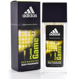 "Adidas парфюмированная вода ""Pure Game"" для мужчин"