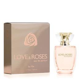 "Dilis parfum туалетная вода ""La Vie"" Love & Roses, 100 мл"