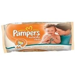 """Pampers салфетки детские """"Cleanplay"""" увлажняющие, сменный блок"""