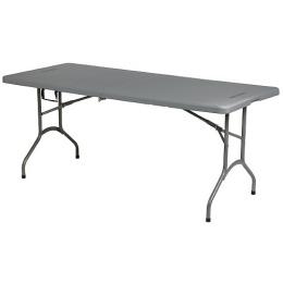 Forester стол из прочного порезоустойчивого пластика 180х74 со складными ножками, 1 шт