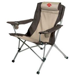 Forester кресло стальное с подголовником, в чехле, 1 шт