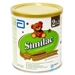 """Similac молочная смесь """"Premium 2"""" 6-12 месяцев, 400 г"""