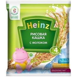 """Heinz кашка молочная """"Рисовая"""" с 4 месяцев, 30 г"""