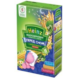 """Heinz кашка """"Многозерновая. 3 злака с липой и ромашкой"""" с 6 месяцев, 200 г"""