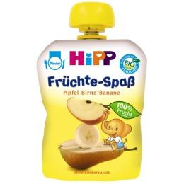 "Hipp пюре ""Яблоко, груша, банан"" с 6 месяцев, 90 г"
