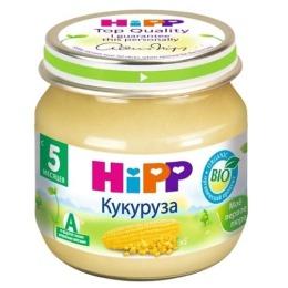 """Hipp пюре """"Кукуруза"""" с 5 месяцев, 80 г"""