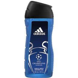 """Adidas гель для душа """"UEFA Champions League """" мужской, 250 мл"""