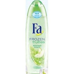 "Fa гель для душа ""Frozen Fruities. Яблочный мохито"", 250 мл"