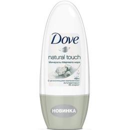 """Dove антиперспирант """"Прикосновение природы"""" шариковый,  50 мл"""