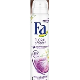 "Fa антиперспирант ""Floral Protect. Магнолия и Флёр Д'Оранж"" спрей, 150 мл"