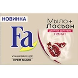 "Fa крем-мыло ""Гранат"", 90 г"
