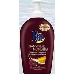 """Fa крем-мыло жидкое """"Гламурные моменты"""", 250 мл"""