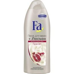 """Fa крем-пена """"Гранат""""  с лосьоном, 500 мл"""