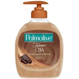 """Palmolive жидкое мыло """"Гурмэ спа. Шоколадная вуаль"""" с экстрактом какао, 300 мл"""
