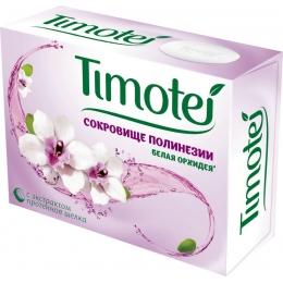 """Timotei туалетное мыло """"Сокровище полинезии. Белая орхидея"""", 90 г"""
