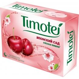 """Timotei туалетное мыло """"Японский сад. Спелая вишня"""", 90 г"""