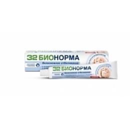 """32 Бионорма зубная паста """"Белоснежное отбеливание"""", 50 мл"""