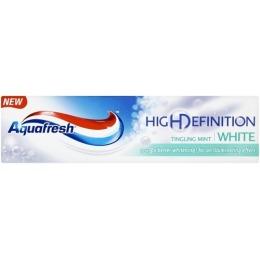 "Aquafresh зубная паста ""Морозная мята"", 75 мл"