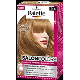 "Palette краска для волос ""Salon Colors"""