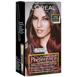 "L'Oreal краска для волос ""Preference. Ombres"", тон 01"