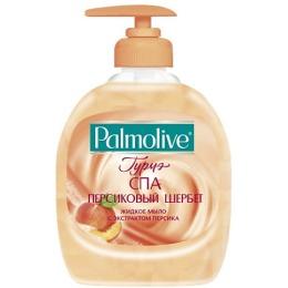 """Palmolive жидкое мыло """"Гурмэ спа. Персиковый щербет"""" с экстрактом персика, 300 мл"""