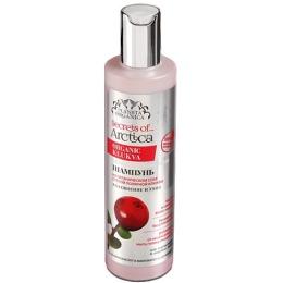 """Planeta Organica шампунь для волос """"Secrets of Arctica. Увлажнение и уход"""" освежающий, натуральный, 280 мл"""