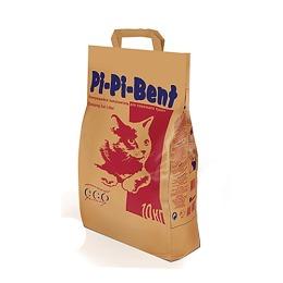 """Pi-Pi-Bent наполнитель для кошек """"Classic"""" комкующийся, пакет"""
