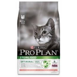 Pro Plan корм для кастрированных котов лосось и тунец, 1.5 кг