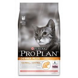 "Pro Plan корм для кошек ""Derma Plus"" с проблемами кожи и шерсти лосось, 1.5 кг"